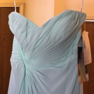Jasmine NWT bridesmaid dress